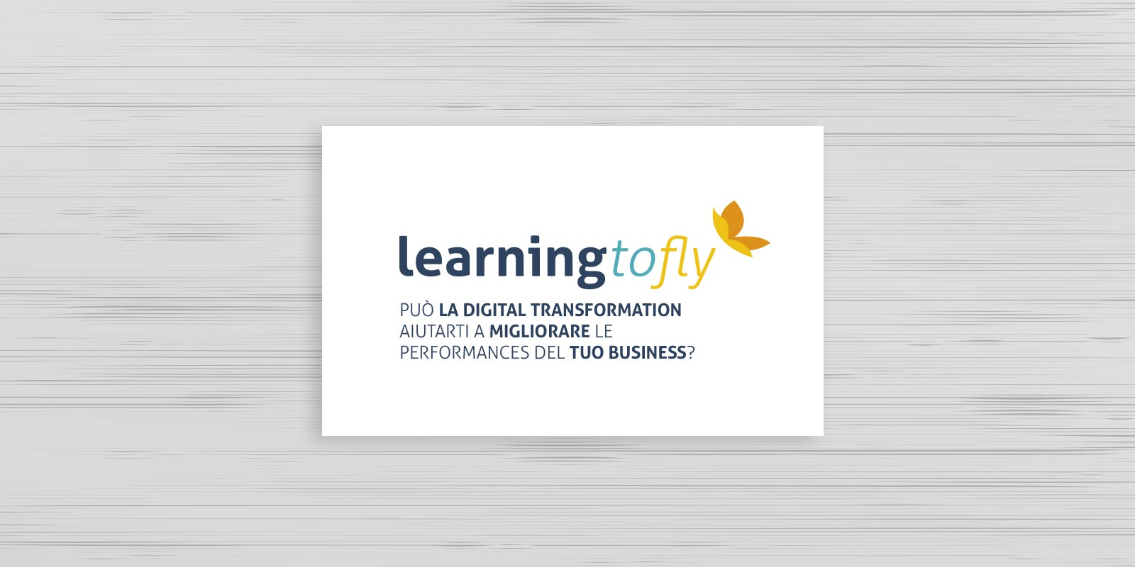 Learning to fly – Blueit e Alnux