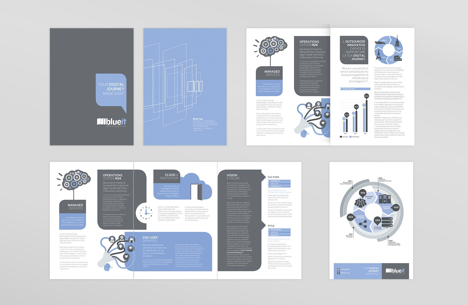 Blueit - brochure