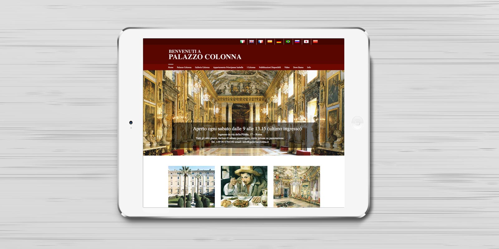 Galleria Colonna – Roma