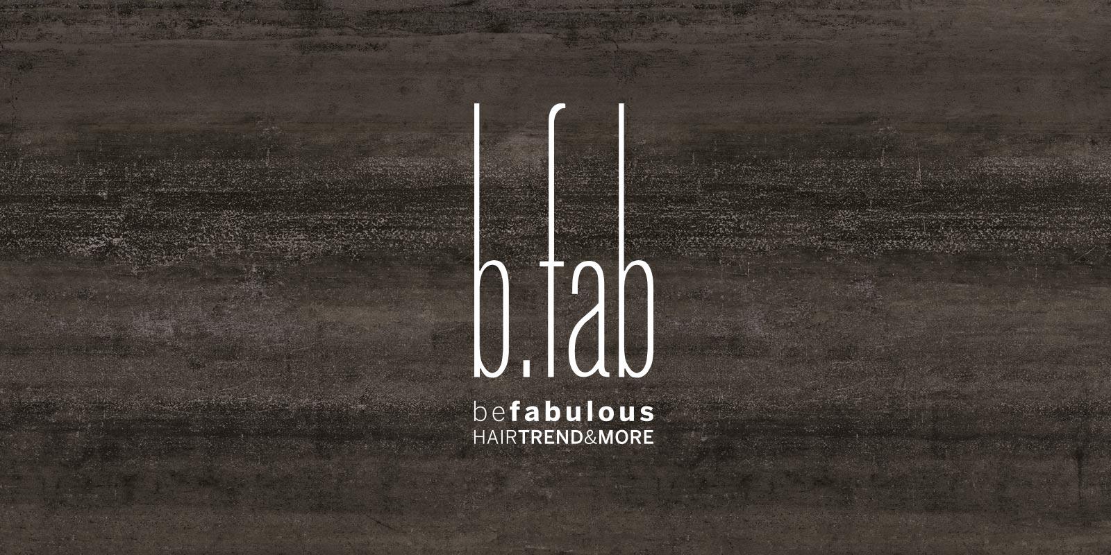 b.fab – studio logo e immagine identità aziendale