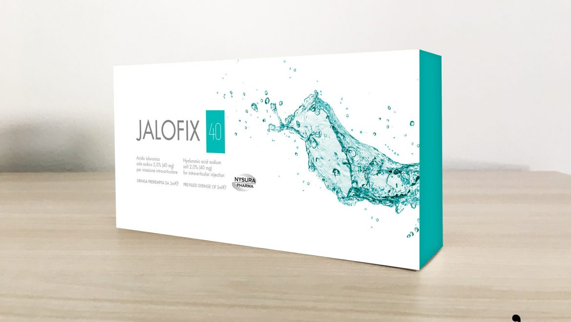 NYSURA PHARMA JALOFIX40 - Product Design