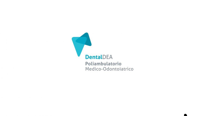 DentalDEA - Studio logo e vetrofanie