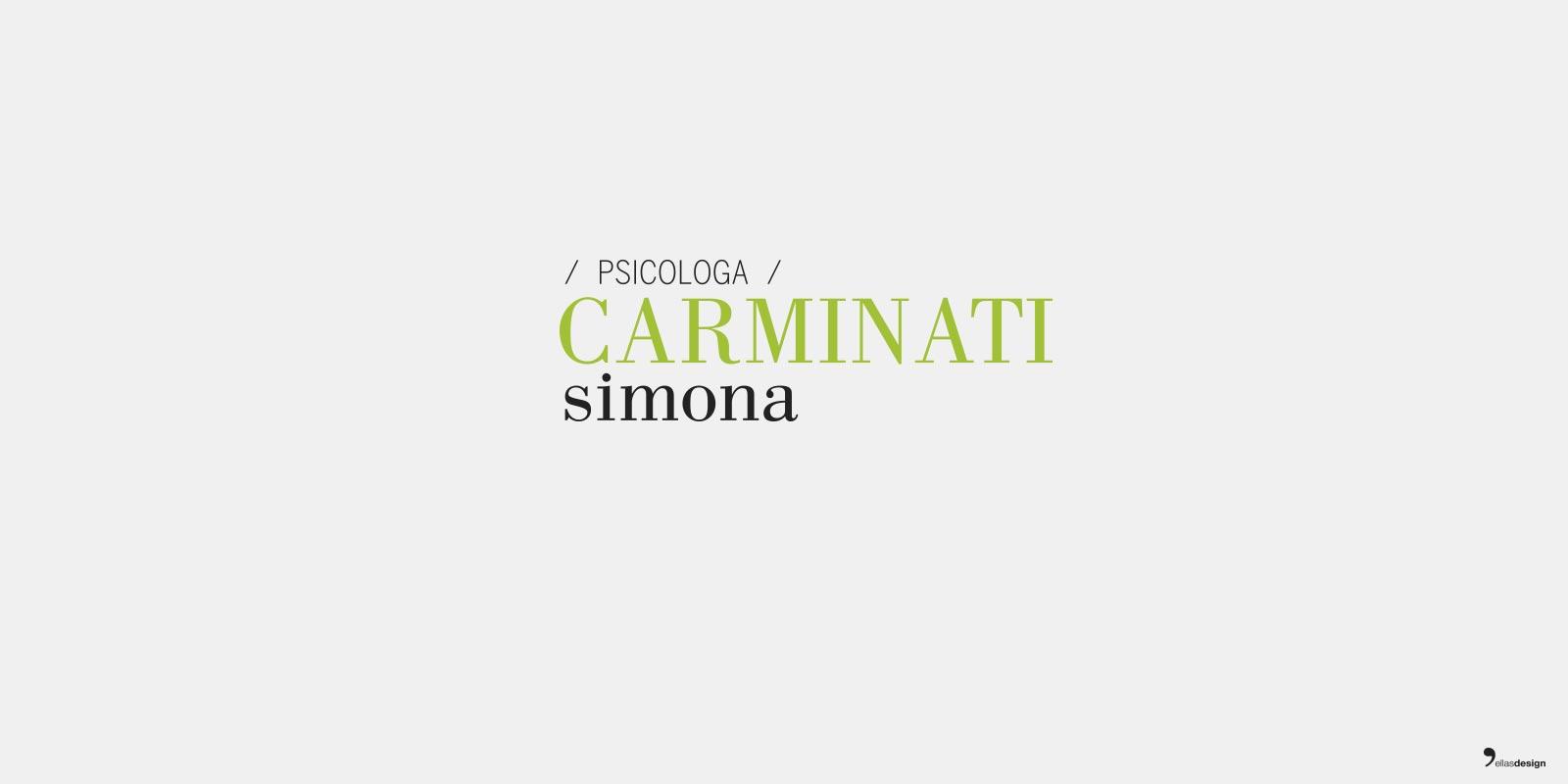 Carminati Simona Psicologa