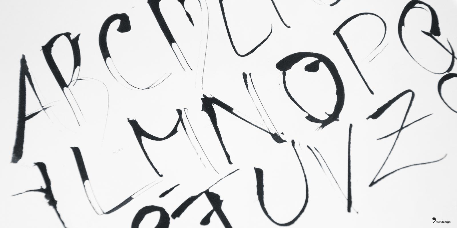 Realizzazione Font