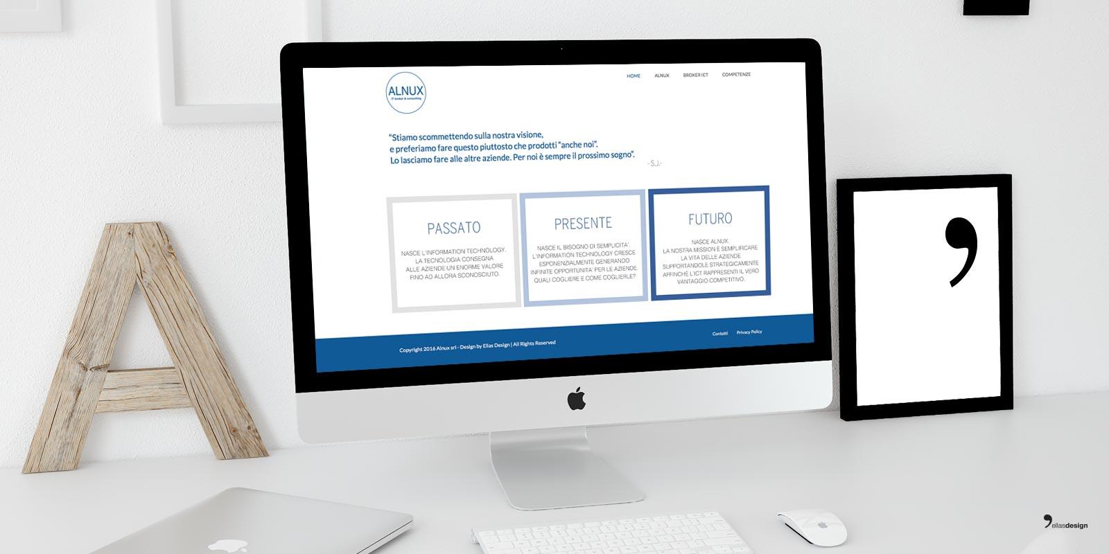 Alnux SIto Web