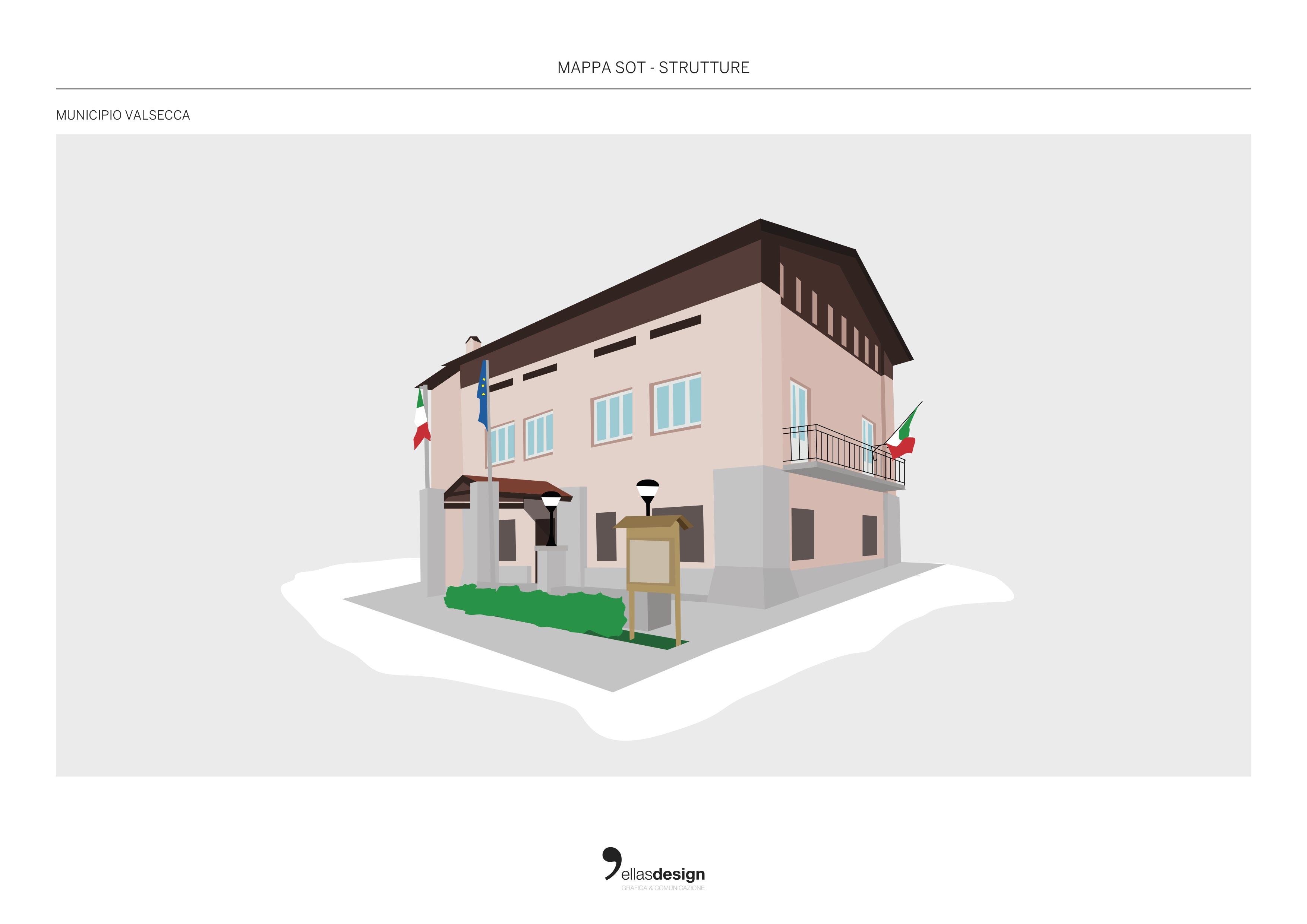 Design Strutture su Mappa Comune Sant'Omobono Terme