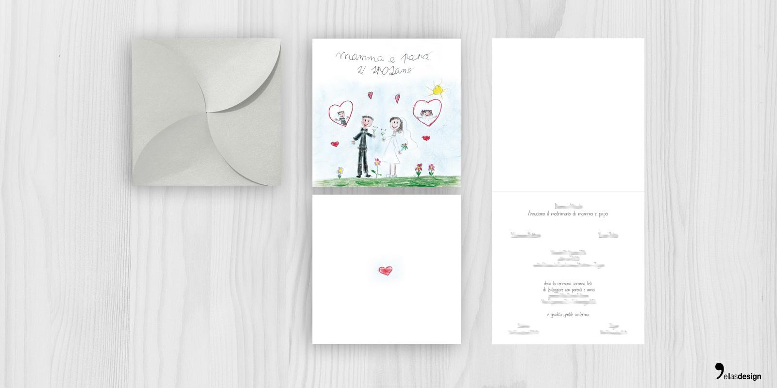 Wedding – Partecipazioni