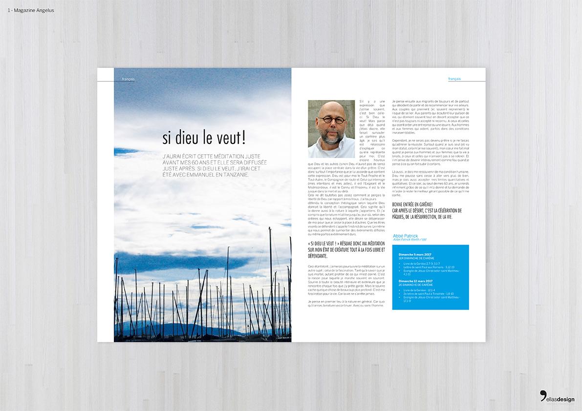 Angelus Magazine - Chiesa di Bienna