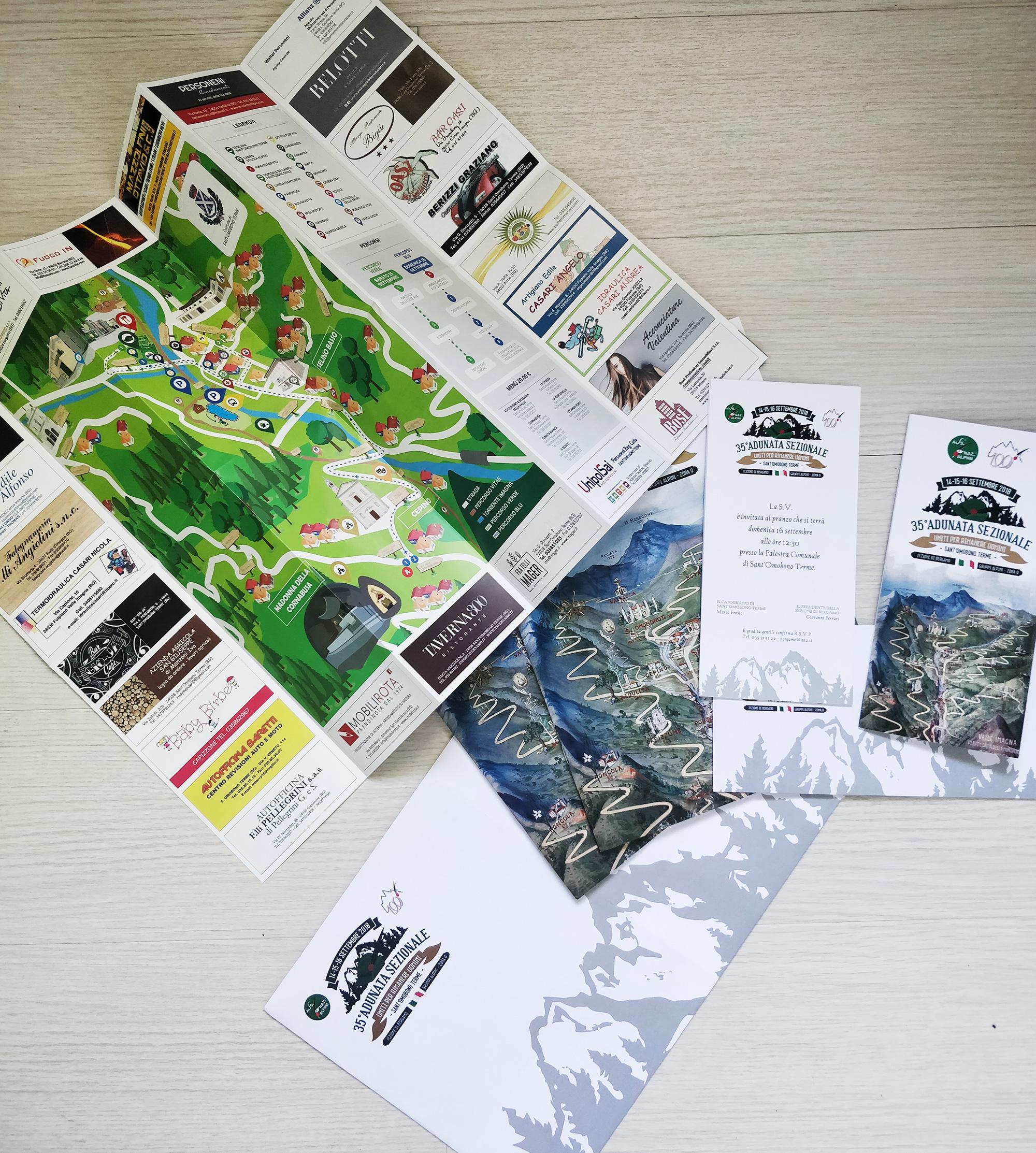 Alpini – 35° Adunata Sezionale – Valle Imagna