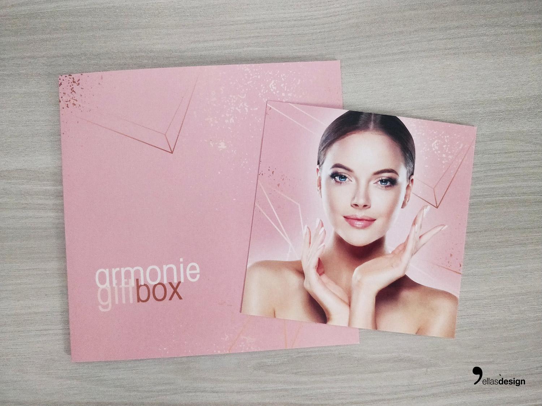 Armonie – GiftBoxCard