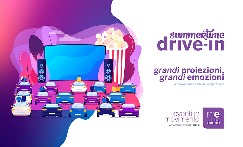 Summertime DRIVE-IN
