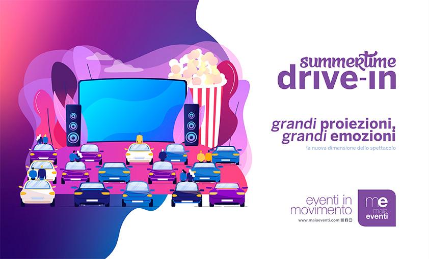 Summertime DRIVE-IN - MAIA EVENTI